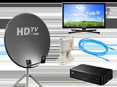 Télévision - satellite