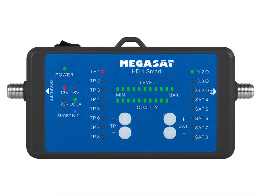 Megasat HD 1 smart mesureur de satellite