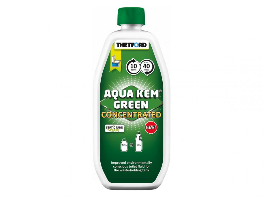 Thetford Aqua Kem Green Concentrated additif pour toilette