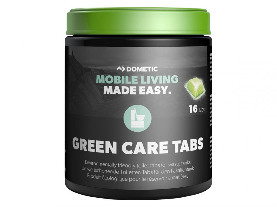 Dometic GreenCare tablettes pour toilettes