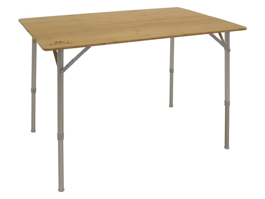 Obelink Bamboo Compact 100x65 table enroulable