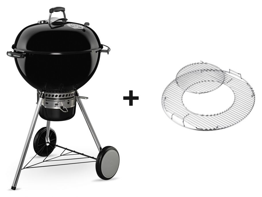 Weber Master-Touch GBS Special Edition barbecue au charbon de bois