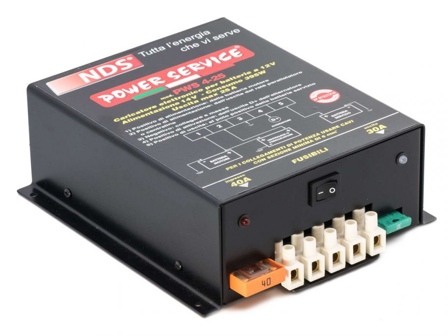 NDS Power Service Basic chargeur de batterie
