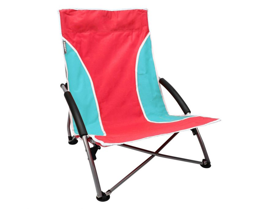 Abbey Beach Chair Low fauteuil pliant