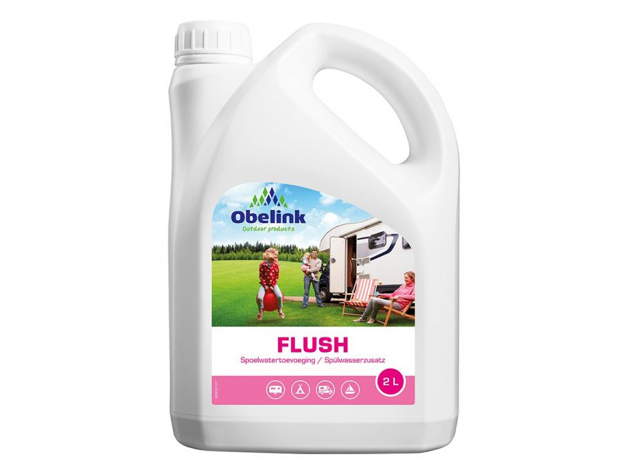 Obelink Flush additif d'eau de rinçage