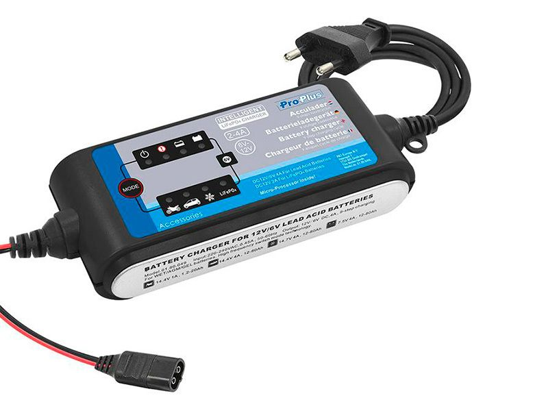 Pro Plus chargeur de batterie intelligent