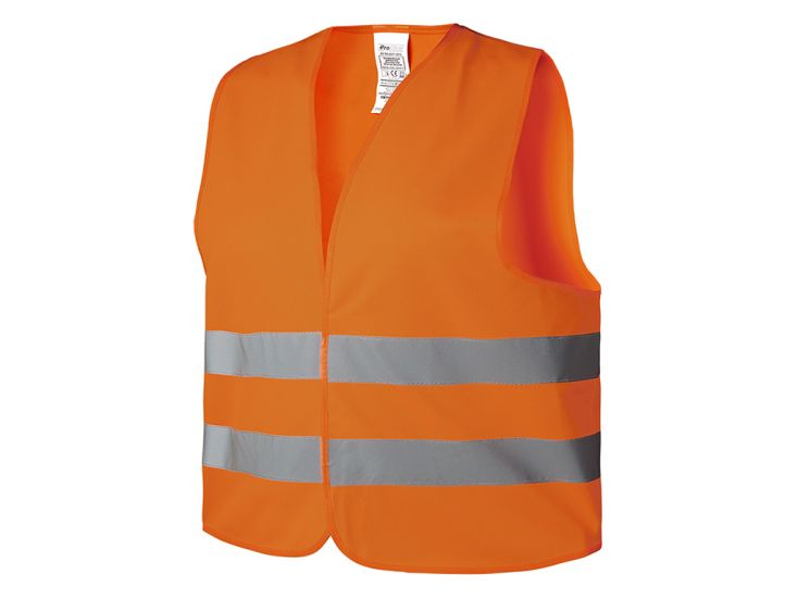 Pro Plus gilet de sécurité orange