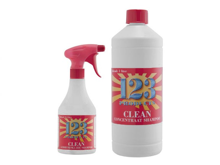 123 Products Clean set de shampooing