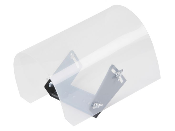 Protection pour LNB transparent