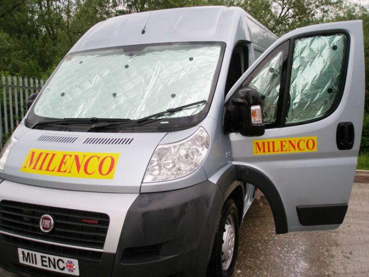 Milenco protection isotherme intérieure universelle