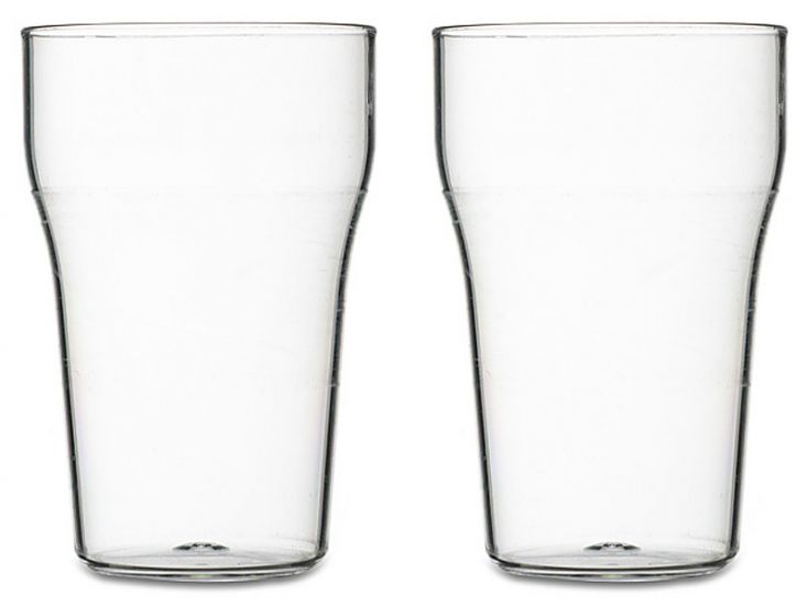 Mepal lot de verres à soda