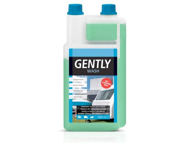 Gently Wash shampoing