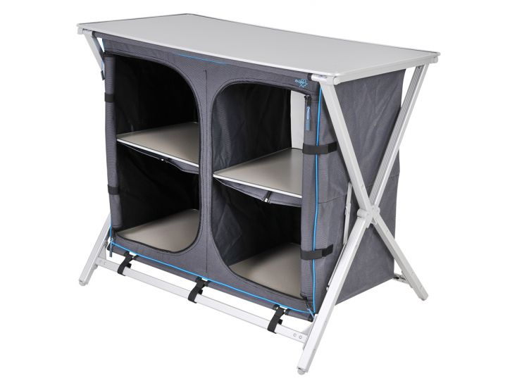 Bo-Camp Easy-to-fold Solid Deluxe armoire