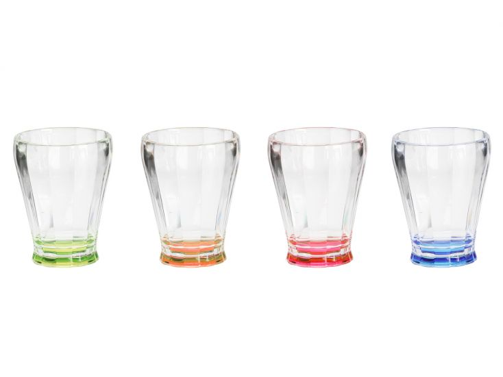 Flamefield Party set de verres empilables