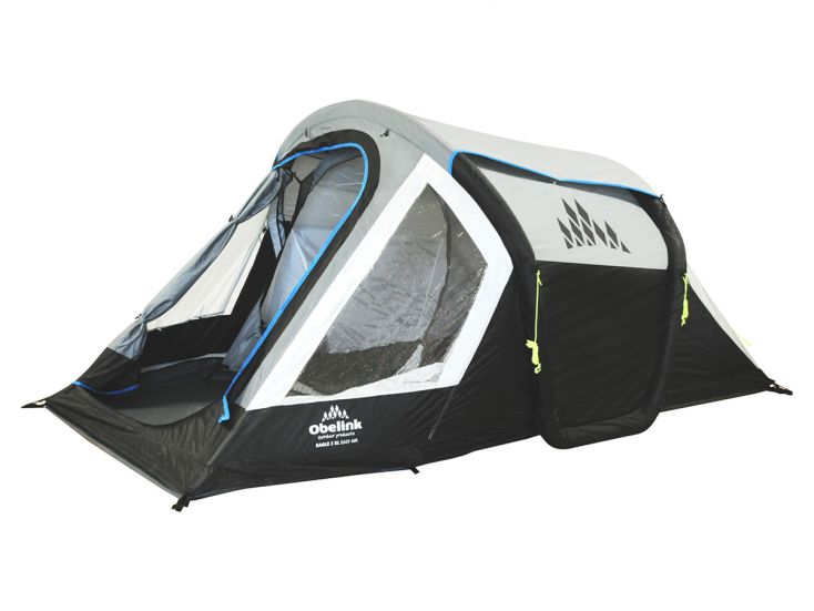 Obelink Eagle 2 XL Easy Air tente tunnel