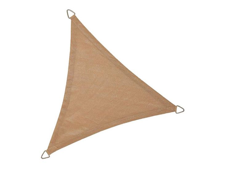NC Outdoor voile d'ombrage triangulaire