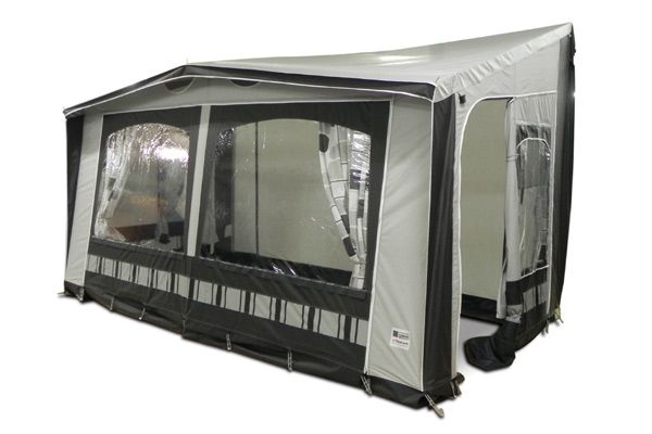 Hypercamp Mobil Camper 320 grey auvent camping-car