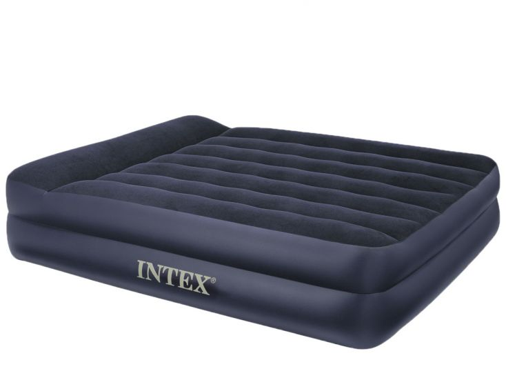 Intex Pillow Rest Raised lit Queen matelas gonflable