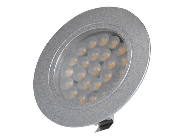 Pro Plus 24-LED spot encastrable