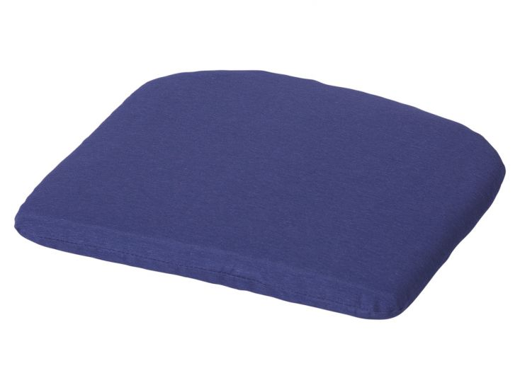 Madison Panama Safier blue wicker York coussin d'assise