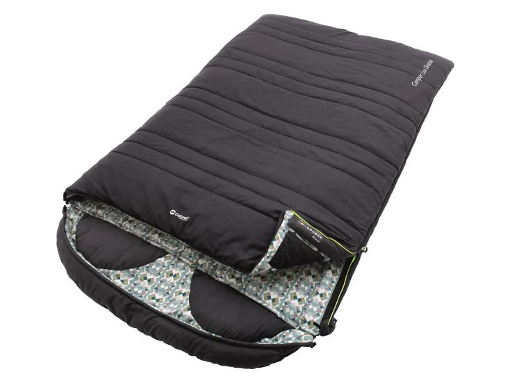 Outwell Camper Luxe Double sac de couchage