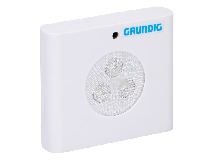 Grundig lampe LED à detection de mouvement