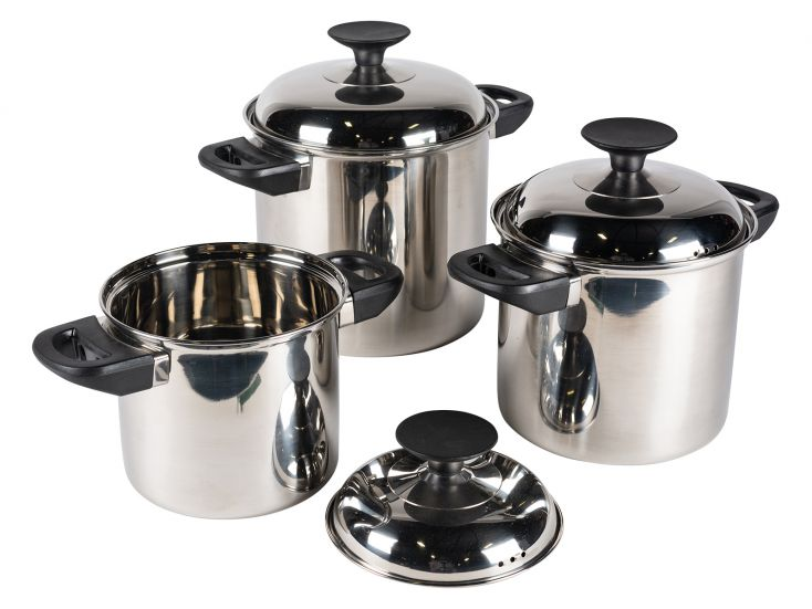 Kampa Space Saver lot de casseroles