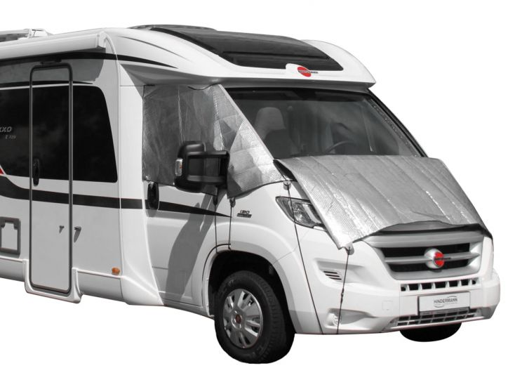 Hindermann protection isotherme extérieure camping-car
