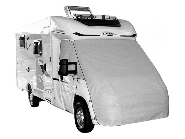 Hindermann protection extérieure cabine camping-car