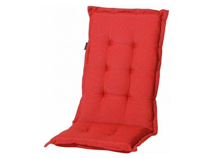 Madison Panama Brick Red coussin dossier bas