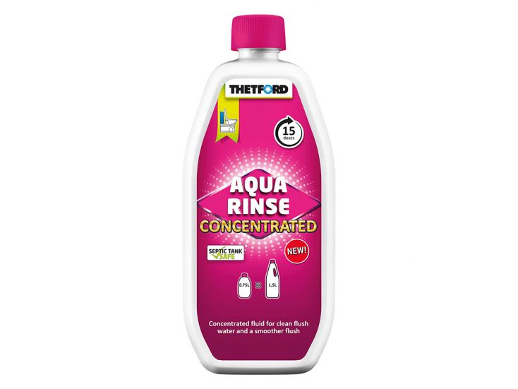 Thetford Aqua Rinse Concentrated additif pour toilettes