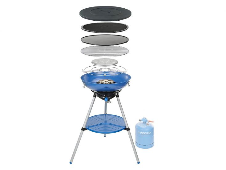 Campingaz Party Grill Compact 600 50 mbar barbecue au gaz