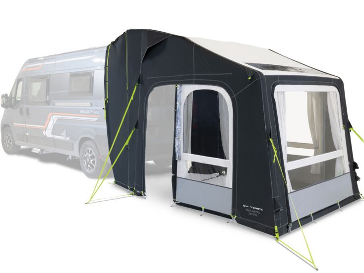 Kampa Rally Air Pro 240 Tailgater auvent de camping-car / fourgon