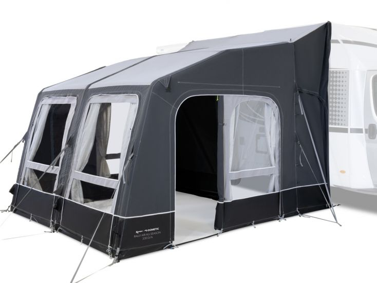 Kampa Rally Air All Season 330 Drive-Away auvent camping-car