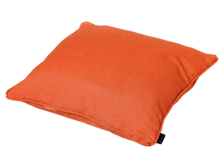 Madison Panama Flame Orange coussin déco