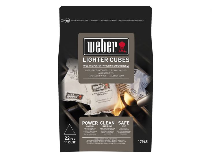 Weber power ignition allume-feux