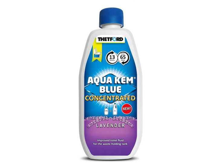 Thetford Aqua Kem Blue Lavender Concentrated additif pour toilette