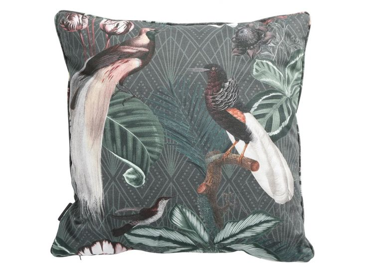 Madison Sofie green coussin déco