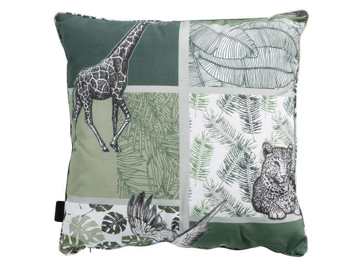 Madison Sifra green coussin déco