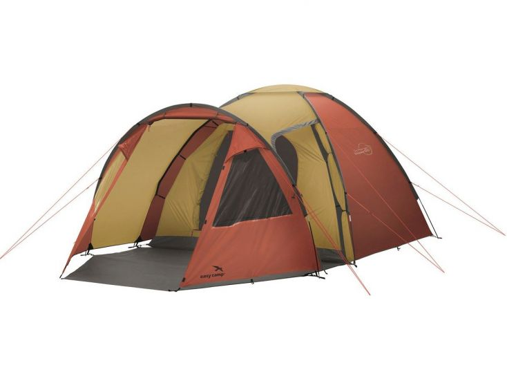 Easy Camp Eclipse 500 Gold Red tente dôme