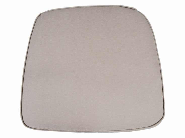 Madison Panama taupe outdoor wicker coussin d'assise universel
